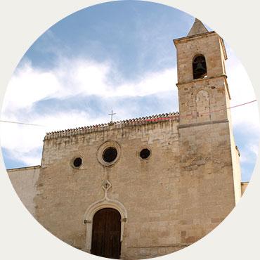 Chiesa Parrochiale di San Vito Gergei